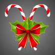 Christmas icon — Vettoriali Stock