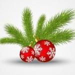 Christmas icon — Stock Vector #31925847