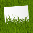 Stock Vector: Grass texture
