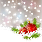 Christmas background with lights elements — Vetorial Stock