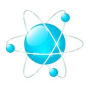 Atomic icon — Stock Vector