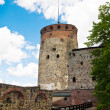 Olavinlinna Castle, Savonlinna, Finland — Stock Photo