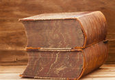 Old encyclopedia — Stock Photo