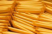 Pile of Padded Shipping Envelopes — Stock Photo