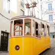 Lisbon funicular Bika — Stock Photo