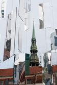 Riga, Latvia — Stockfoto