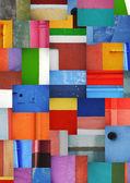 Burano colors — Stock Photo