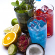 Alcohol cocktail — Stock Photo #12730803