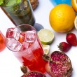 Alcohol cocktail — Stock Photo