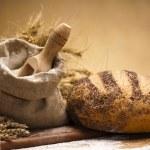 Assortment of baked goods — Stock Photo