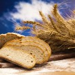 Backed goods, Bread — Stock Photo