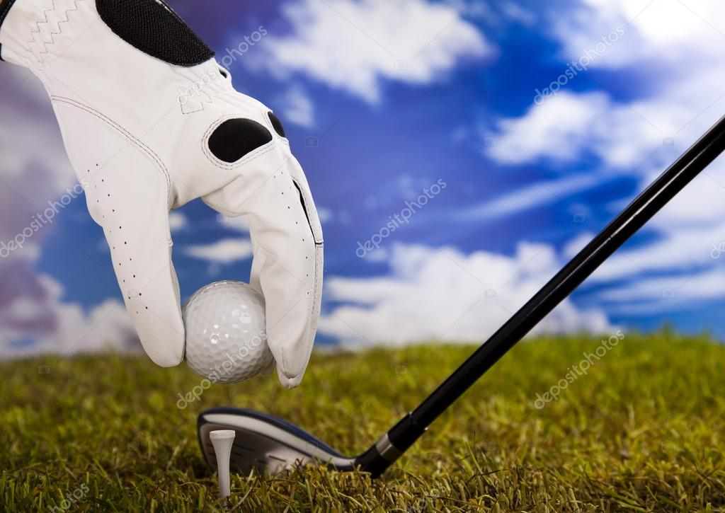 Golf club  — Stock Photo #13136912