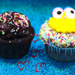 Cup cake — Stock Photo #14210329