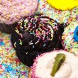 Cup cake — Stock Photo #14210381