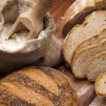 Traditional bread — Stock Photo #14215341