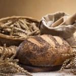 Traditional bread — Stock Photo #14215419