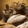 Stock Photo: Traditional bread