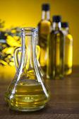 Оливковое масло — Стоковое фото