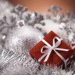 Christmas gift box — Stock Photo #14222753