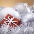 Christmas gift box — Stock Photo #14222821