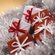 Christmas gift box — Stock Photo #14222891
