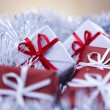 Christmas gift box — Stock Photo #14223935