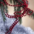 Christmas decoration — Stock Photo #14224347