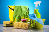 Cleaning Equipment — Foto Stock