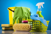Cleaning Equipment — Foto de Stock