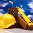 Construction background — Stock Photo #18842169