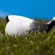 Golf club — Stock Photo