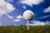 Golfball, Golf — Stock Photo