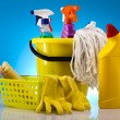 Cleaning products — Stock Photo #18853001