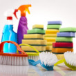 Cleaning Equipment — Stock Photo #18853615
