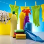 Cleaning Equipment — Stock Photo #18854397