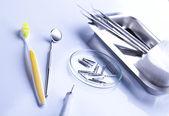Dental tools — Stock Photo