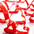 Red valentine heart — Stock Photo #19173909