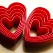 Photo: Heart background