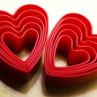 Heart background — Stockfoto #19174605