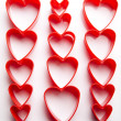 Heart background — Stock Photo #19175269