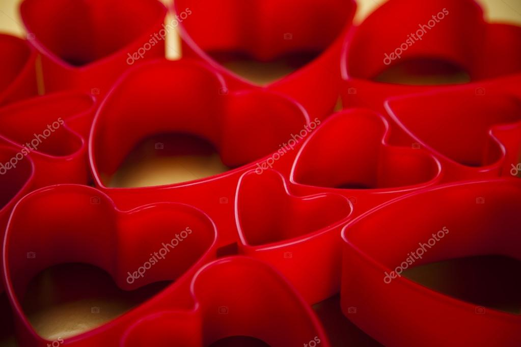 Heart background — Stock Photo #19174715