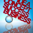 Business, Success concept — 图库照片 #22653131