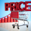 Stock Photo: Price sign