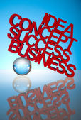 Business, Success concept — Stock Photo