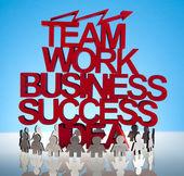 Teamwork concept — ストック写真
