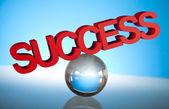 Success sign — Stock Photo