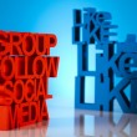 Social media — Stock Photo #24547859