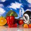 Fitness diet — Foto de Stock