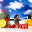 Fitness diet — Stock Photo #24797863
