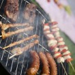 Picnic, Grilling time, Grill — Stock Photo #28439771